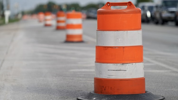 Drivers, beware!  The Southwest Freeway southbound is closing at 610 until Saturday morning
