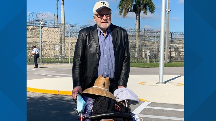 Florida man who was serving 90-year sentence for marijuana released