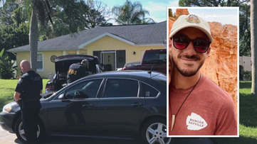 FBI executes search warrant at Brian Laundrie's home as Gabby Petito investigation continues