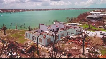 Tentative list of the missing in Bahamas has 2,500 names