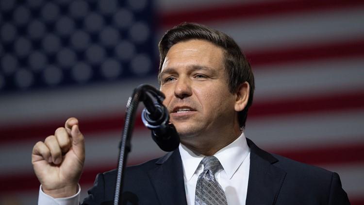 Ron DeSantis elected Florida governor, defeating Andrew Gillum