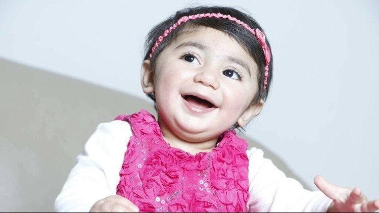 Baby girl whose cancer fight sparked global search for extremely rare blood is in remission