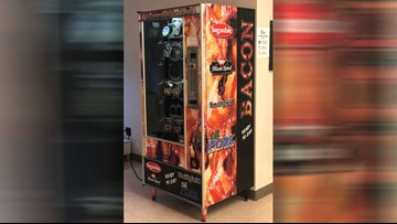 New vending machine sells nothing but bacon for just $1