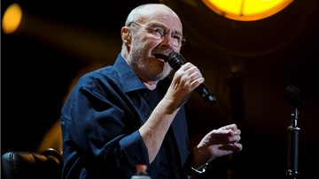 Phil Collins is coming to Houston in September