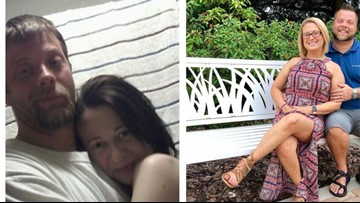 'The Clean Challenge' | Couple who beat meth addiction share before-and-after photos
