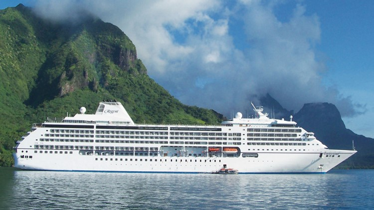 Luxury 132-night cruise sells out in less than 3 hours