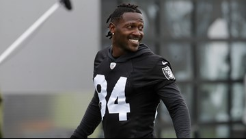 NFL star Antonio Brown's former trainer accuses him of rape