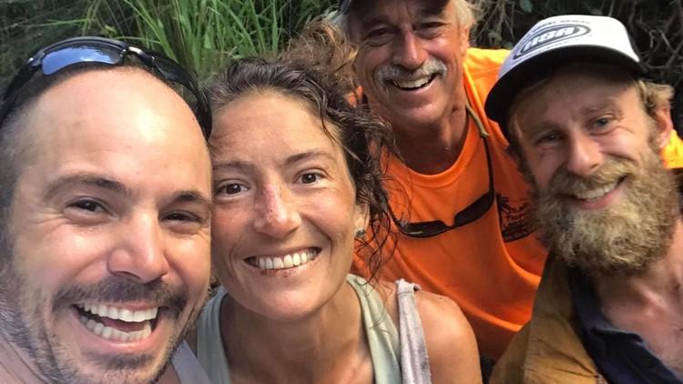 Amanda Eller was found safe in Maui after two weeks.
