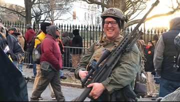 Of the 22,000 who attended VA Lobby Day, many armed with rifles and handguns, one arrest was made