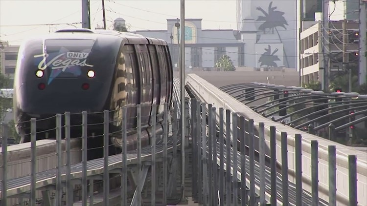 Las Vegas is one of the few U.S. cities to incorporate a Monorail system