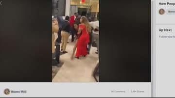 Navy investigates video showing brawl at Christmas part for USS Eisenhower crew