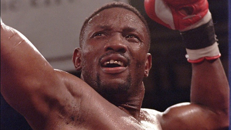 Retired champion boxer Pernell 'Sweet Pea' Whitaker hit, killed crossing Virginia Beach street