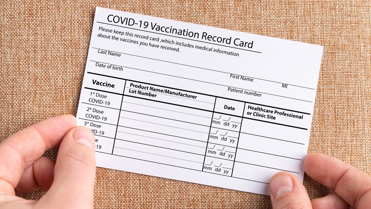 Using a fake COVID vaccine card can be a federal crime with up to 5 years in prison, legal analyst says