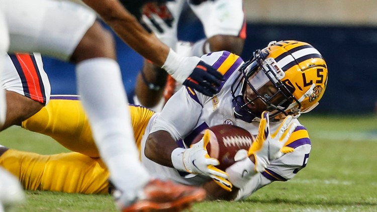 LSU player says police 'violated' him; 3 Baton Rouge officers placed on leave