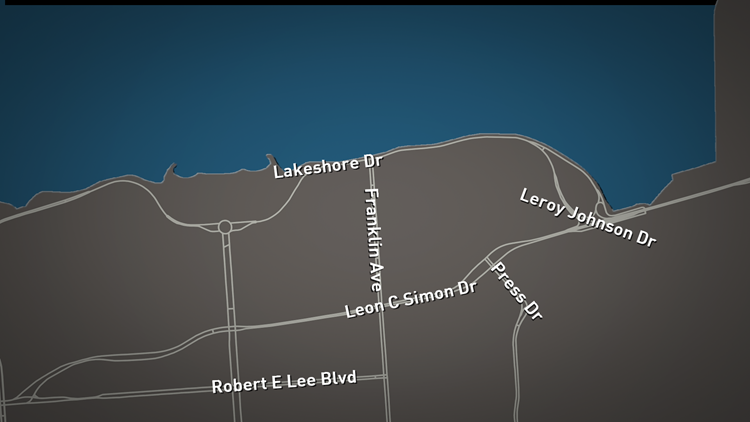 8-year-old boy drowns in Lake Pontchartrain, NOPD says