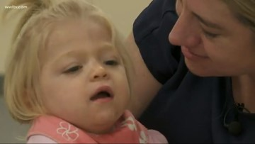 Mother's 'impossible' fight for a cure for her daughter on the verge of breakthrough