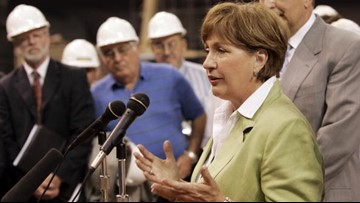 Former Louisiana governor Kathleen Blanco dies at 76