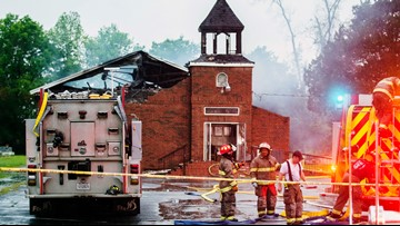 After Notre Dame, viral tweet helps raise $2 million for black churches burned down in Louisiana