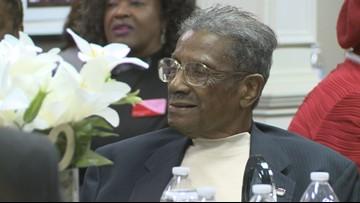 'You make me feel like I am somebody': World War II veteran turns 100