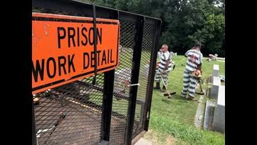 Sheriff to cut sentences of inmates who helped fallen deputy