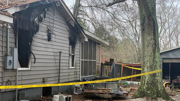Bartow County House Fire