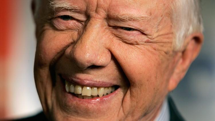 Former President Jimmy Carter celebrates 96th birthday Thursday