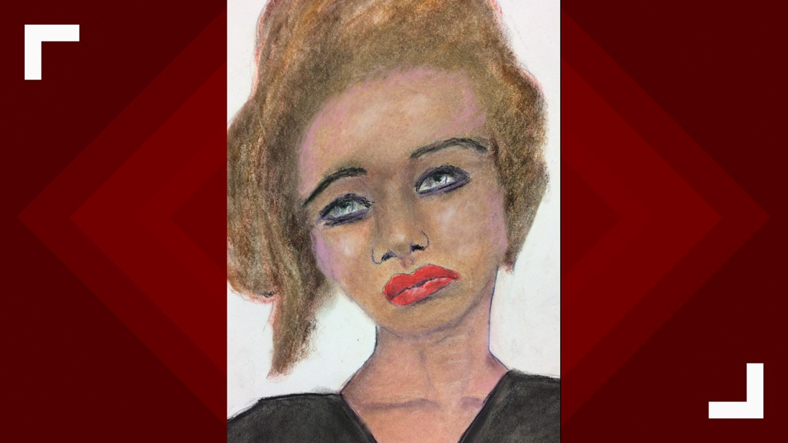 Serial killer's sketch may portray 1975 murder victim from Houston