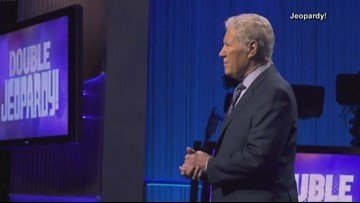 'Jeopardy!' host Alex Trebek gets choked up at message of love from contestant